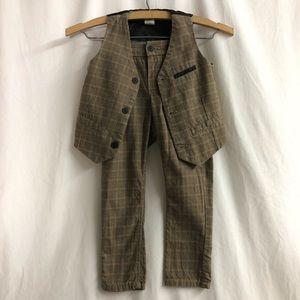 H&M vest & pant set